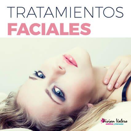 Tratamientos faciales en leganes